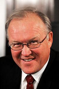 Goran Persson, Sveriges statsminister, under nordiskt statsministermotet i Reykjavik 2005.jpg