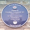 Gordon Campbell blue plaque IMG 20170219 103132 campbell (32608664870).jpg