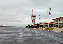 Gorgan Airport in Cloudy Weather.jpg