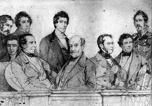 Gouvernement Provisoire de la Belgique en septembre 1830