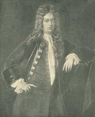 Dummer's War - Lt. Governor of Massachusetts William Dummer