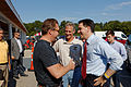Governor of Wisconsin Scott Walker (and Scott Brown) at Seacoast Harley Davidson in North Hampton NH on July 16th 2015 by Michael Vadon 11.jpg