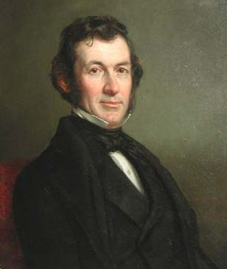 Robert Milligan McLane - Robert Milligan McLane in an 1858 portrait by George Peter Alexander Healy