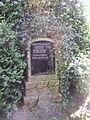 Grabstein auf dem Friedhof, Ihlienworth.jpg