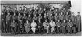 Graduation class of November 3, 1938. 25 received High School Diplomas. 19 received credit certificates. - NARA - 195666.tif