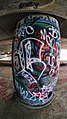Graffiti under Richard Odabashian Bridge, East Wenatchee Washington.jpg