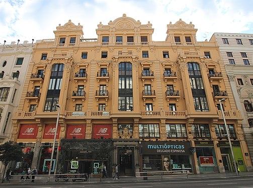 Gran Vía 15 (Madrid) 01.jpg