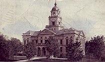 Gratiot County MI Courthouse c1908.jpg
