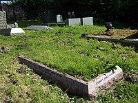 Grave of Dr Ernest Jones, psychoanalyst - geograph.org.uk - 1312517.jpg