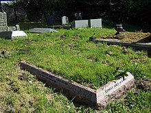 Grave of Dr Ernest Jones, psychoanalyst - geograph.org.uk - 1312517.jpg