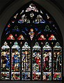 """Great """"West"""" window at Shrewsbury Cathedral - geograph.org.uk - 1140451.jpg"""