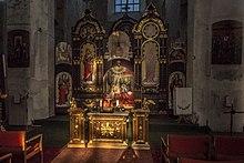 Iglesia greco-católica de la Santísima Trinidad en Vilnius 06 (js) .jpg