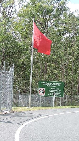 Greenbank Military Range - Greenbank Military Camp, 2014