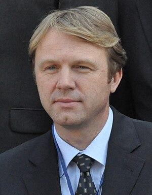 Gregor Golobič - Gregor Golobič on May 8, 2010