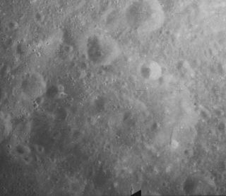 Gregory (lunar crater) lunar crater