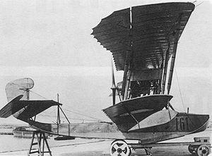 Grigorovich M-9 - Grigorovich M-9