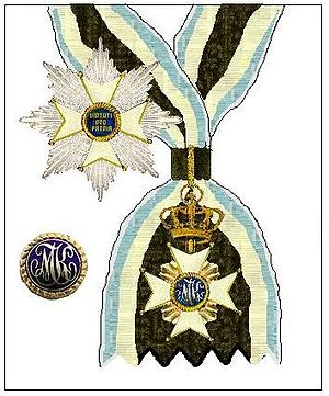 Military Order of Max Joseph - The Grand Cross