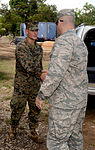 Group commander visits New Horizons sites and meets personnel 150610-F-LP903-033.jpg