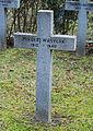 GuentherZ 2013-01-12 0399 Wien11 Zentralfriedhof Gruppe88 Soldatenfriedhof polnisch WK2 Grabkreuz Mikolaj Wasylak.JPG