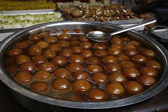 Gulab jamun - Image: Gulab Jamun 2