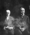 Gustav Geley and Stanley De Brath.png