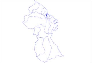 Neighbourhood Councils of Guyana Wikimedia list article