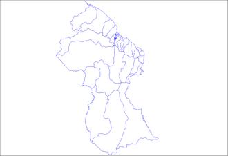 Neighbourhood Councils of Guyana - Neighbourhood councils of Guyana