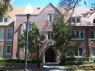 Norman Hall (Gainesville, Florida) - Image: Gville UF Norman 03