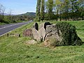 Gwernvale Neolithic burial chamber - geograph.org.uk - 406413.jpg