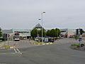 Gyle Centre bus station, Edinburgh, 11 June 2013.jpg