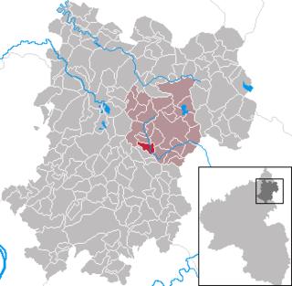 Härtlingen Place in Rhineland-Palatinate, Germany
