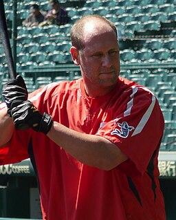 Scott McClain American baseball first baseman