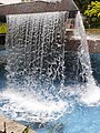 HK 中環 Central 遮打花園 Chater Garden 水池 waterfall pool March 2020 SS2 01.jpg