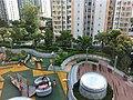 HK 藍田綜合大樓 Lam Tin Complex 藍田公共圖書館 Public Library view 匯景花園 Sceneway Garden playground June 2014 Ip4.jpg