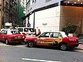 HK Sheung Wan Bonham Strand Taxi stop Mandarin Building Dec-2012.JPG