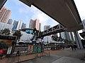 HK TKO 將軍澳 Tseung Kwan O 唐明街 Tong Ming Street footbridge November 2019 SS2 03.jpg