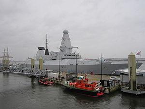 HMS Dragon at Liverpool, 2012-04-29 - IMG 5323.JPG
