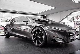 image illustrative de l'article Peugeot HX1
