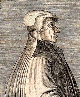 H Hondius dÄ - Ambrosius Blarer (RB23-07)