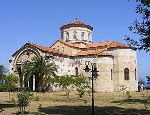 Republic of Pontus - Hagia Sophia of Trebizond