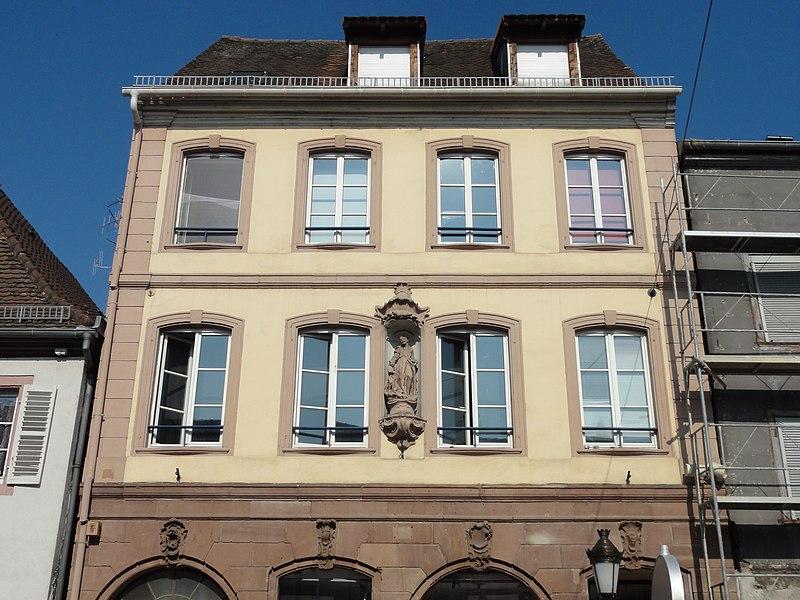 File:Haguenau Grand'Rue 111.JPG