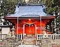 Haiden Mitake Shrine,Hanamaki.jpg