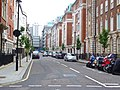 Hallam Street from Weymouth Street (south) - panoramio.jpg