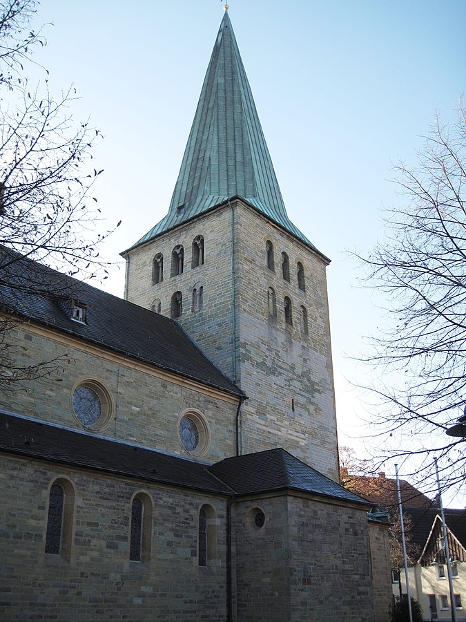 Datei:Hamm, Rhynern, Katholische Kirche St, Regina