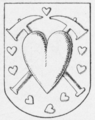 Hammerum Herreds våben 1648.png