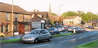 Handsworth, South Yorkshire - Handsworth, Sheffield (looking East)
