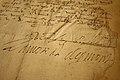 Handtekening Lamoraal van Egmont, brief aan de heer van Ohain, 1 mei 1557.jpg