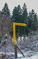 Handwijzer. Locatie, Sauerland Duitsland.JPG