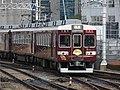 Hankyu 6354 Kyo Train IMG 1155 20130217.JPG