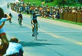 Hannah North at 1975 Red Zinger Bicycle Classic.jpg